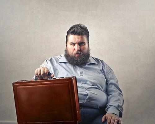 impact de l'obésité sur la vie sociale
