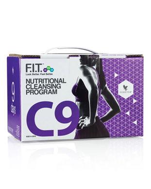 Programme détox C9 forever