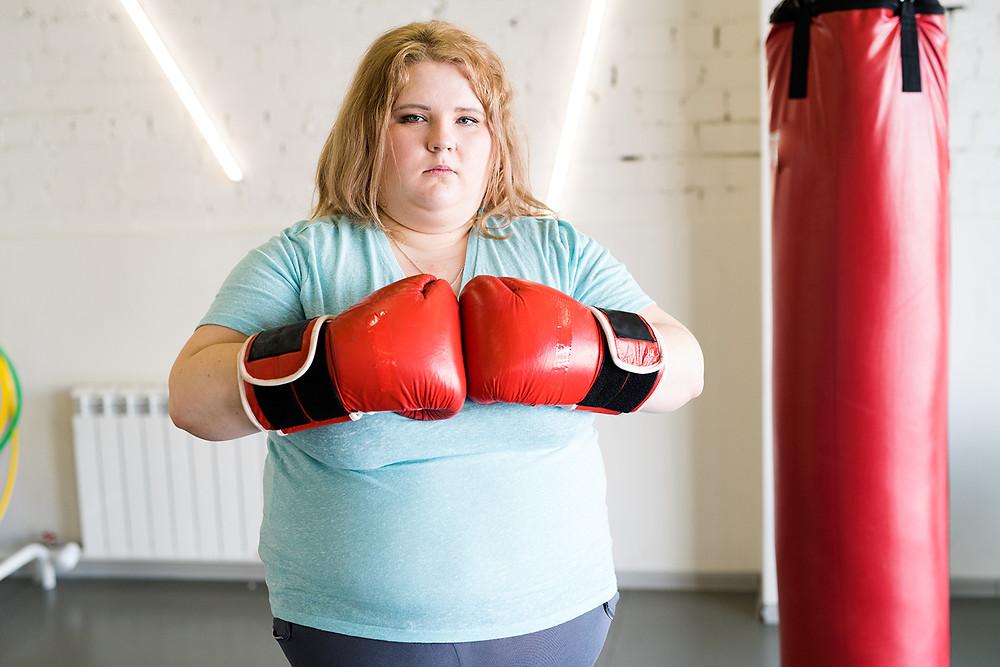 choisir d'agir contre l'obésité