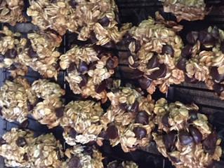 Chewy 3-Ingredient Cookies
