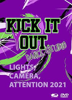 2021 Kick It Out Dance Recital DVD Package
