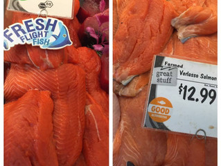 The Dangers of Farmed Fish