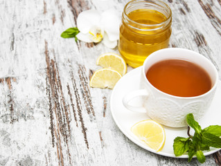 Benefits of Hot Lemon Water, ACV and Raw Honey & Ph Balance