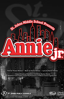 "2019 SJMS Theater ""Annie Jr."""