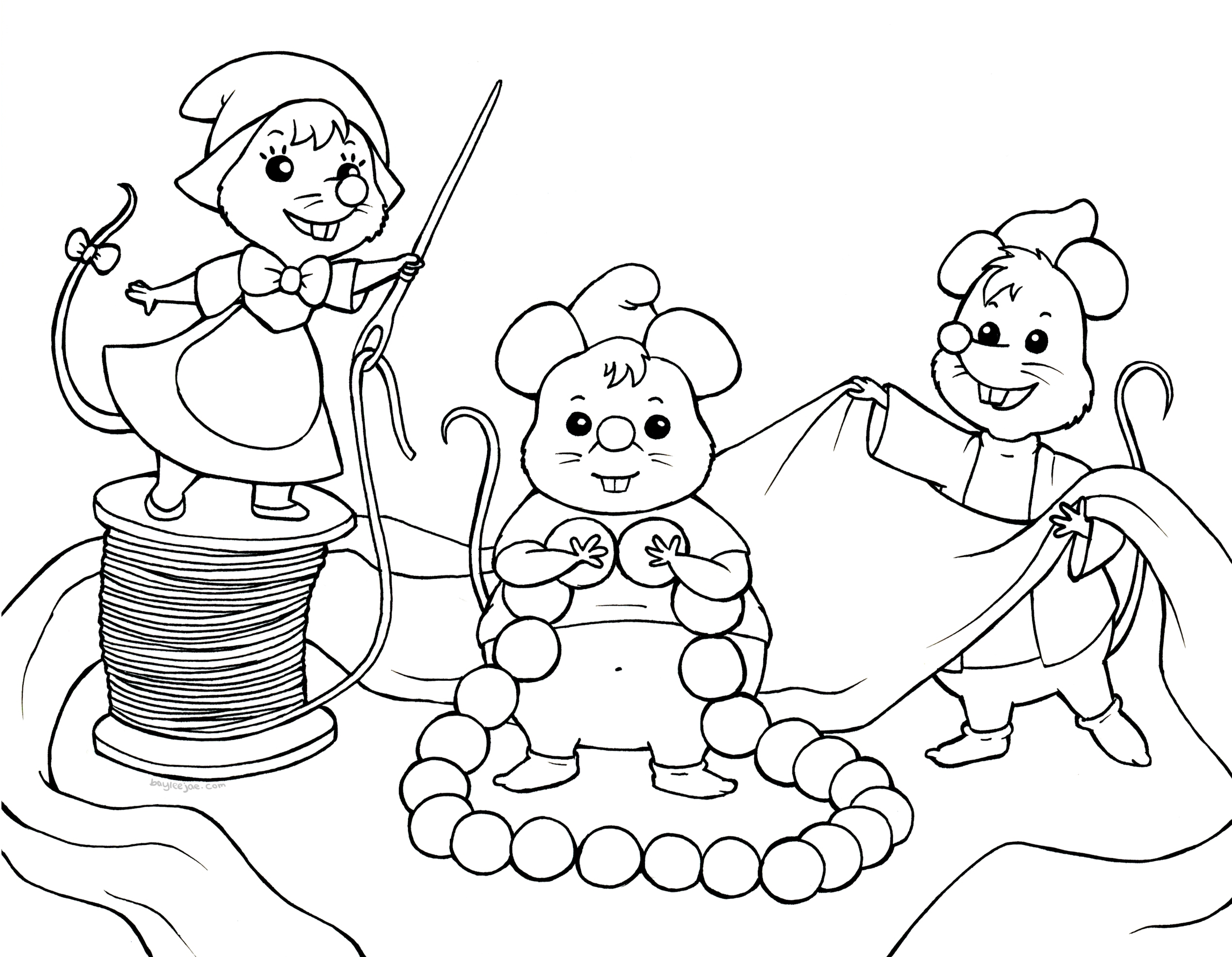 bayleejae | Colouring Pages