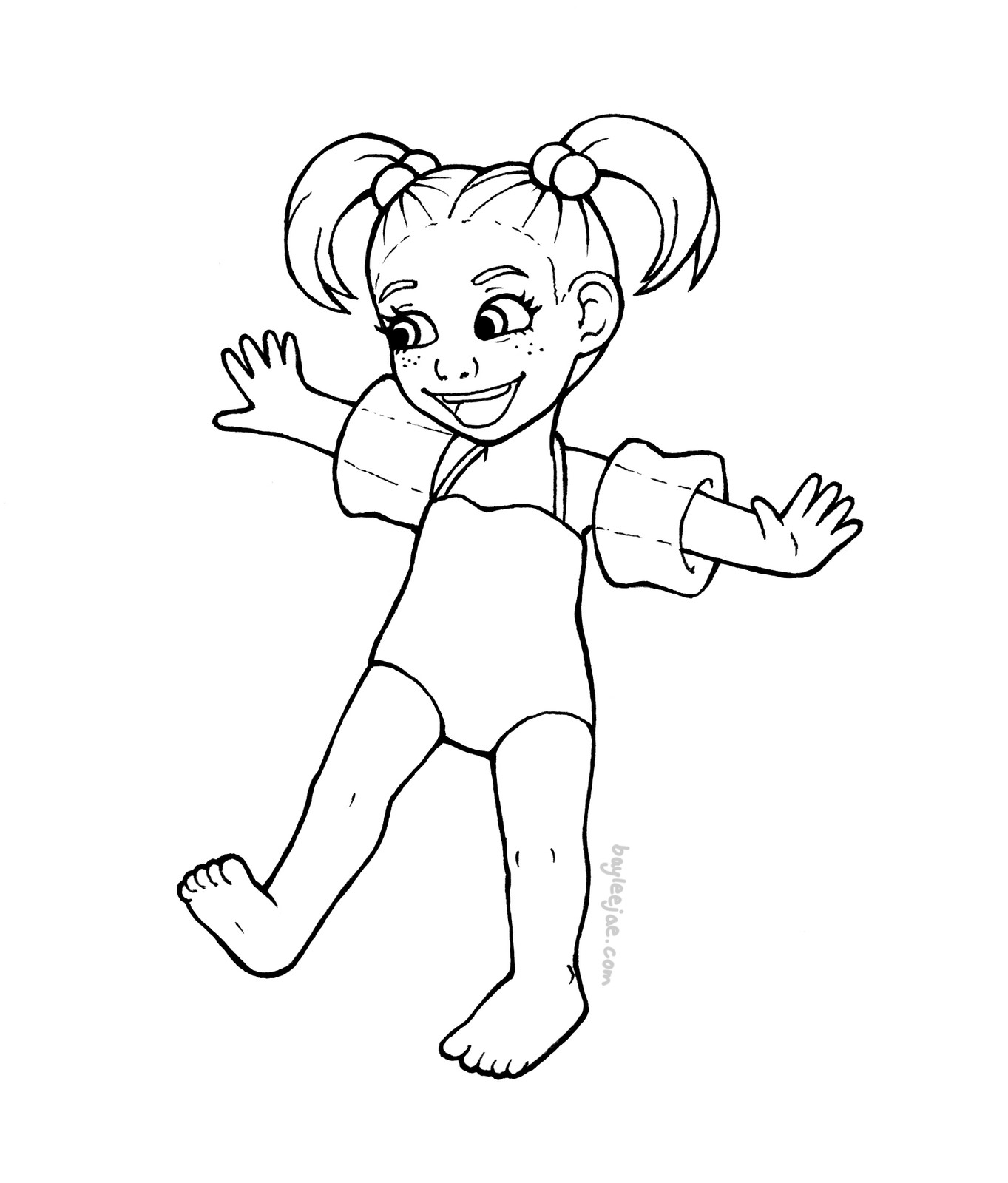 baylee jae coloring pages - photo#21