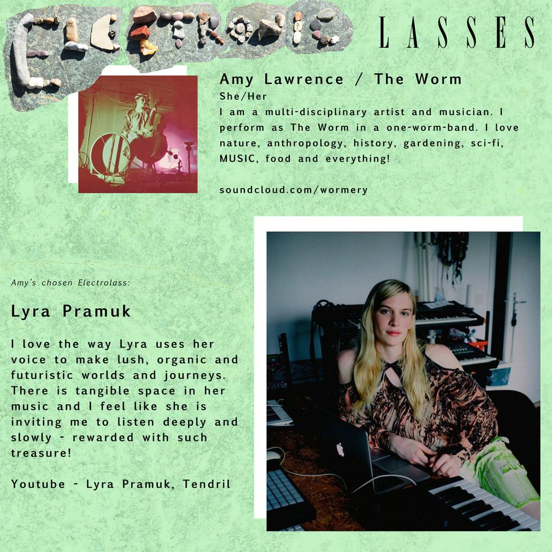 ELECTRONIC LASSES