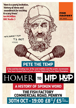 Homer_to_hiphop poster