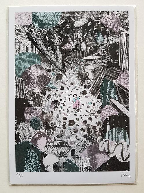 Tilly McKerrow - A4 PRINTS