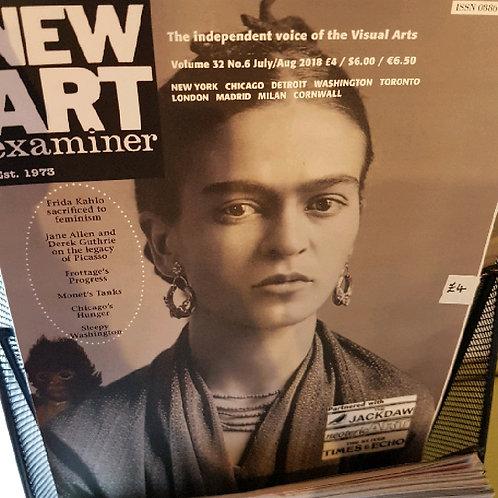 New Art Examiner Magazine