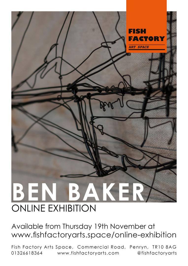 Ben Baker: Online Exhibition