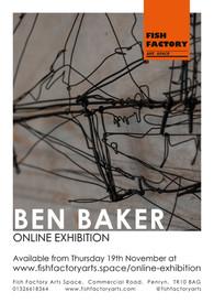 Ben Baker Online Exhibition