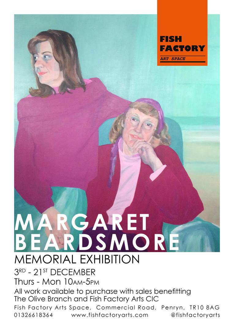 Margaret Beardsmore Exhibition