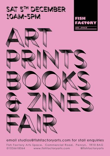 Art, Prints, Books & Zines Fair