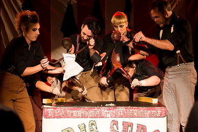Flabbergast Theatre Boris and Sergey Cre