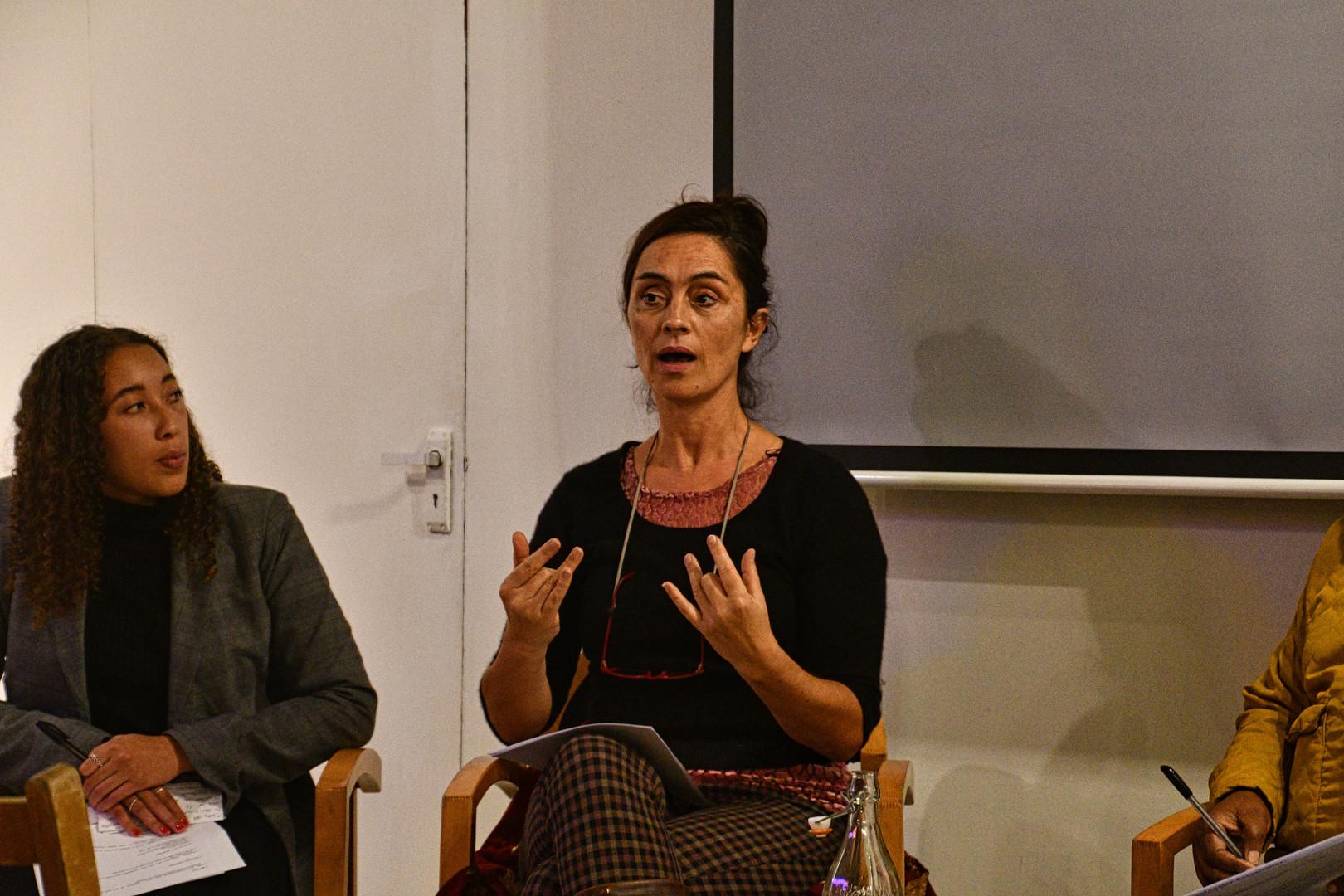 Abi Hutchinson and Misri Dey