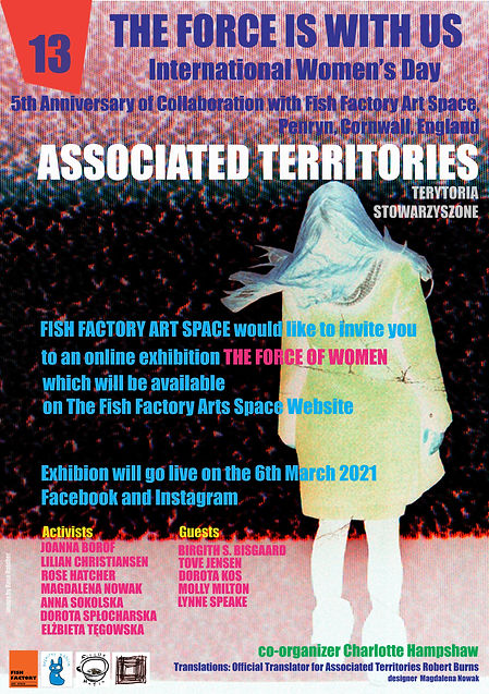 THE FORCE OF WOMEN ONLINE EXHIBITION