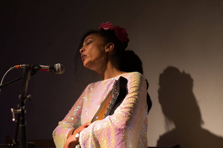 Angeline Morrison Live at the Fish