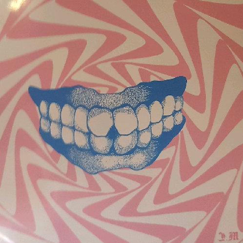 Lee McIntyre Teeth Print