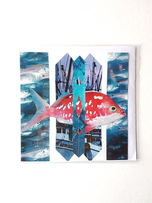 Julia Shiells Collage Art Cards
