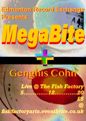 Megabite & Genghis Cohn