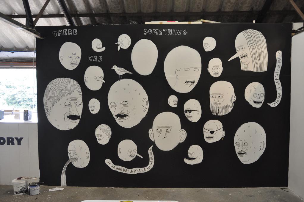 Jimp mural