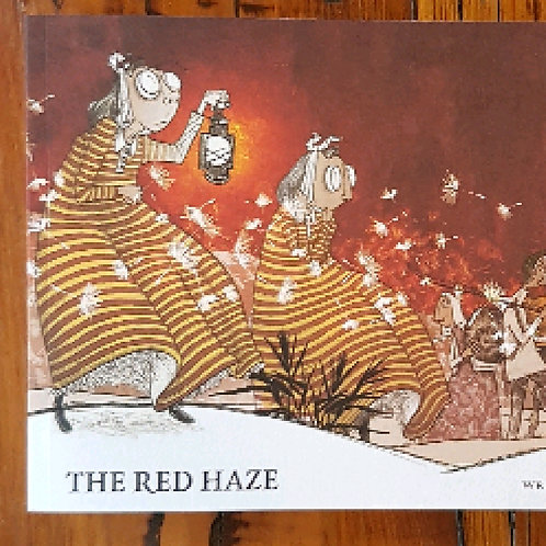 The Red Haze - Atlantic Press