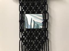 Photo hanger (black)