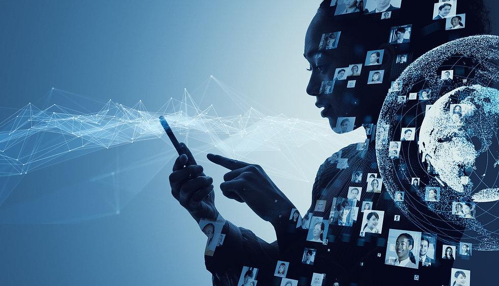 Social media concept. Communication network..jpg