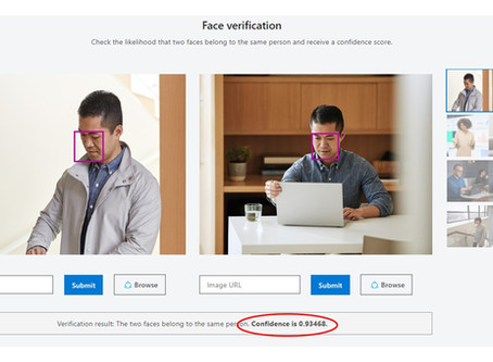 Facial Recognition for Verification (Missing Persons)