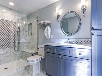 Is Remodeling a Smaller Bathroom Quicker, Easier, and Less Expensive?