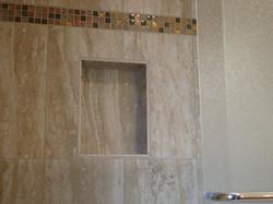 Tile Shower Caddy