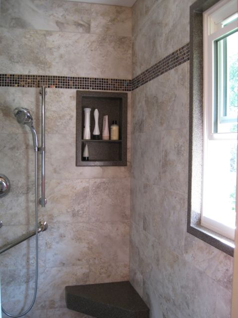 Window in Shower