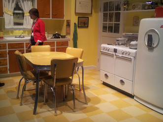 Kitchens! Oh How They've Changed!