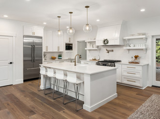 Remodeling Your Kitchen 101: How To Tackle This Major Home Improvement Project (Part 3 - Flooring)