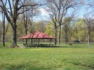 Fairmount Park gazebo