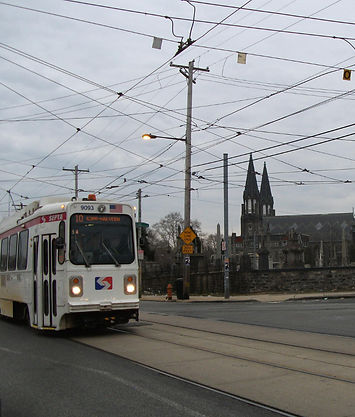 Route 10 trolley