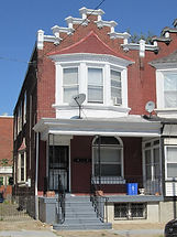 rowhouse, Overbrook