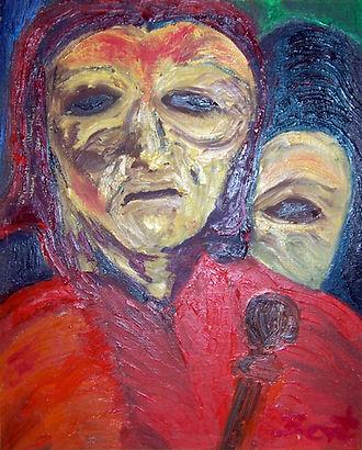 Bert-Mario Hoffmann - Maler aus Saalfeld in Thüringen