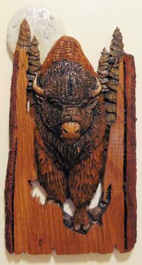 Buffallo 3d Carve