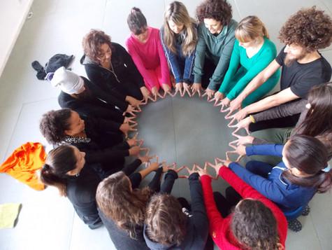 Integração e  autoconhecimento . Um pouco de Satya Yoga Formação de Instrutores