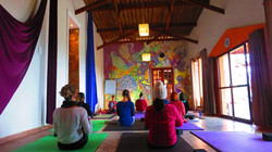 Satya Yoga - Yoga Wheel
