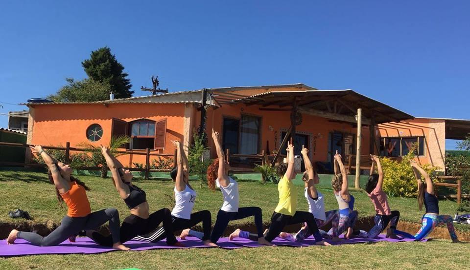 ashram brasil - yoga