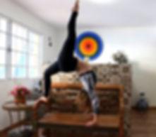 Treinamento online Yoga - Método Satya Yoga - Elaine Lilli
