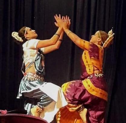 SATI ODISSI DANCE