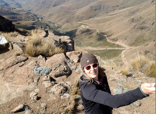 A Bigger Ride: Adventure in South Africa