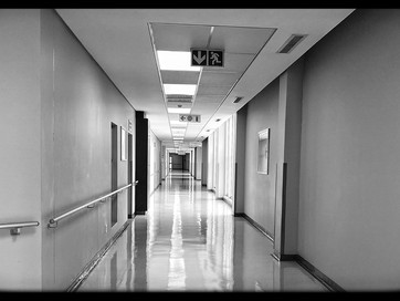 Psychiatric hospitals. I've been there.