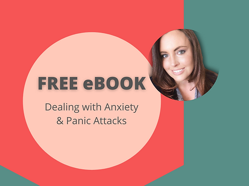 Free eBook Download - Dealing with Anxiety & Panic Attacks