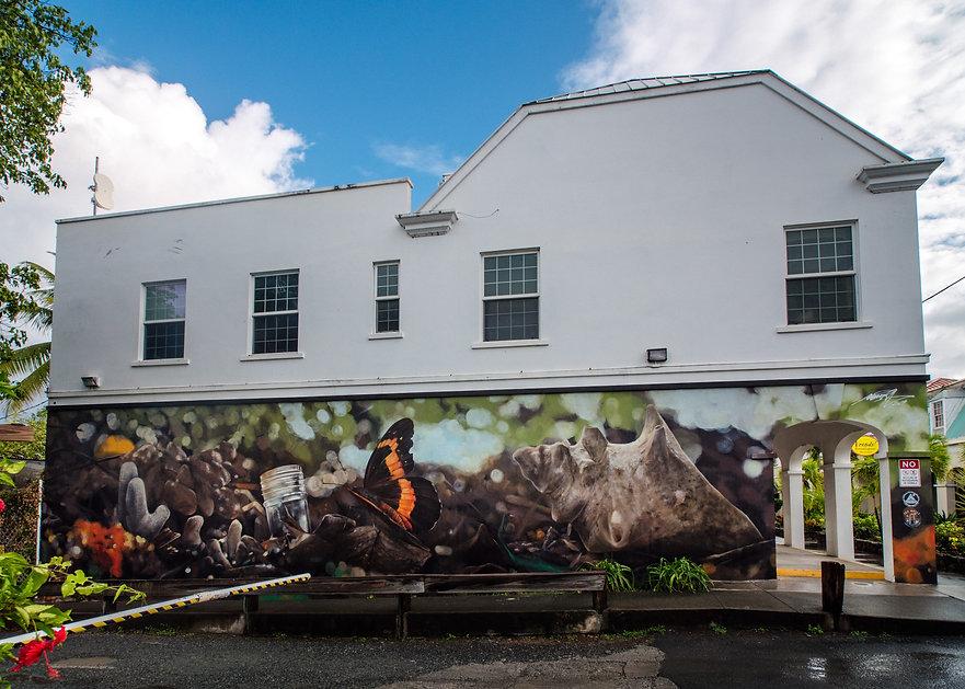 Mantra, Sea Walls St. Croix