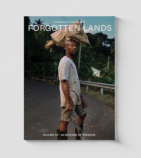 Forgotten Lands  Vol  3 -In Defense of Paradise